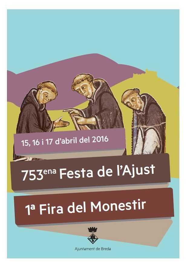 Festa de l'Ajust Breda 2016