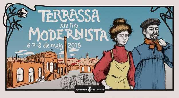 XIVa Fira Modernista – Terrassa 2016