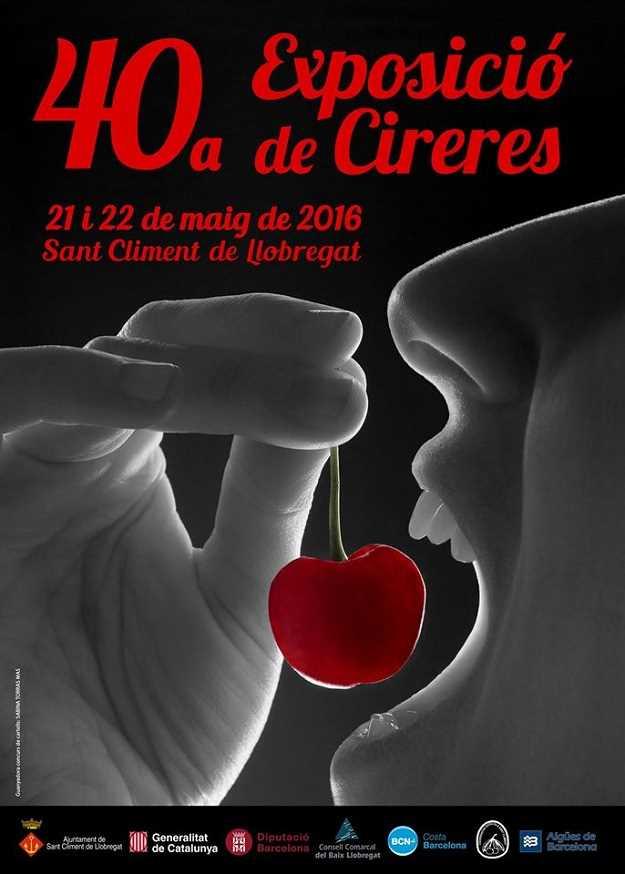 40a Exposició de Cireres – Sant Climent de Llobregat 2016