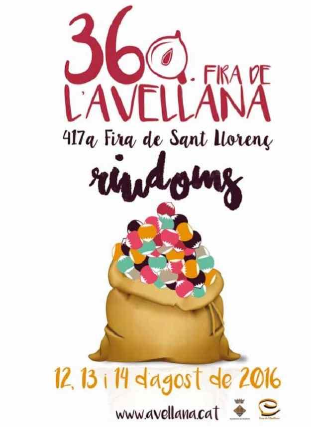 417a Fira de Sant Llorenç i 36a Fira de l'Avellana - Riudoms 2016