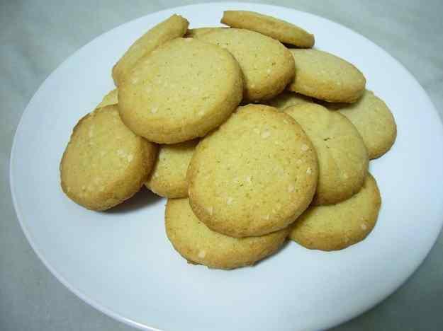 Coques de mantega i fruits secs
