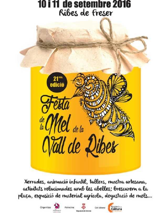 21a Fira de la Mel Ribes de Freser 2016