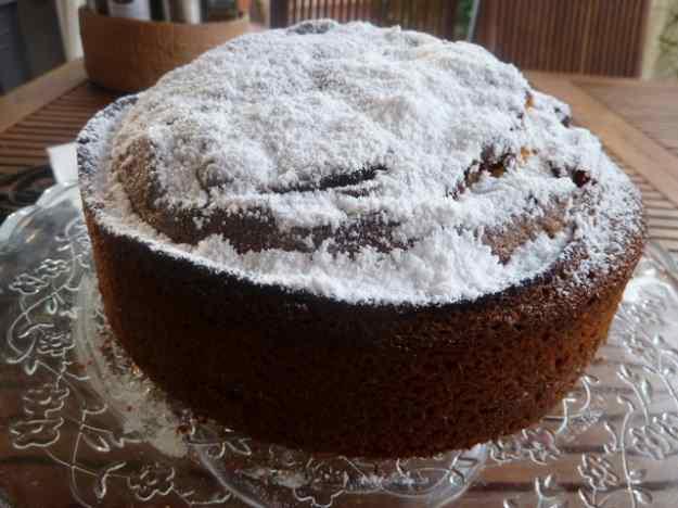 Cake de dos colors 02