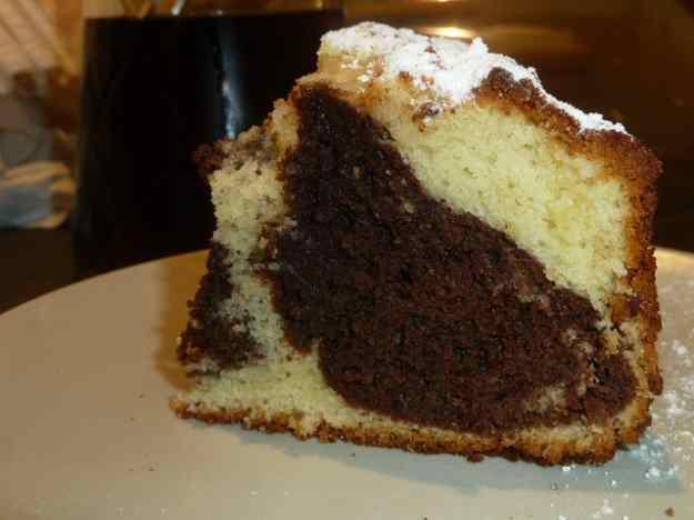 Cake de dos colors 01