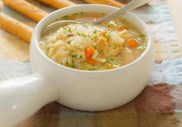 Sopa de pollastre, benestar pel cos i l'ànima